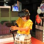 VR PARK TOKYOでVRを体験!