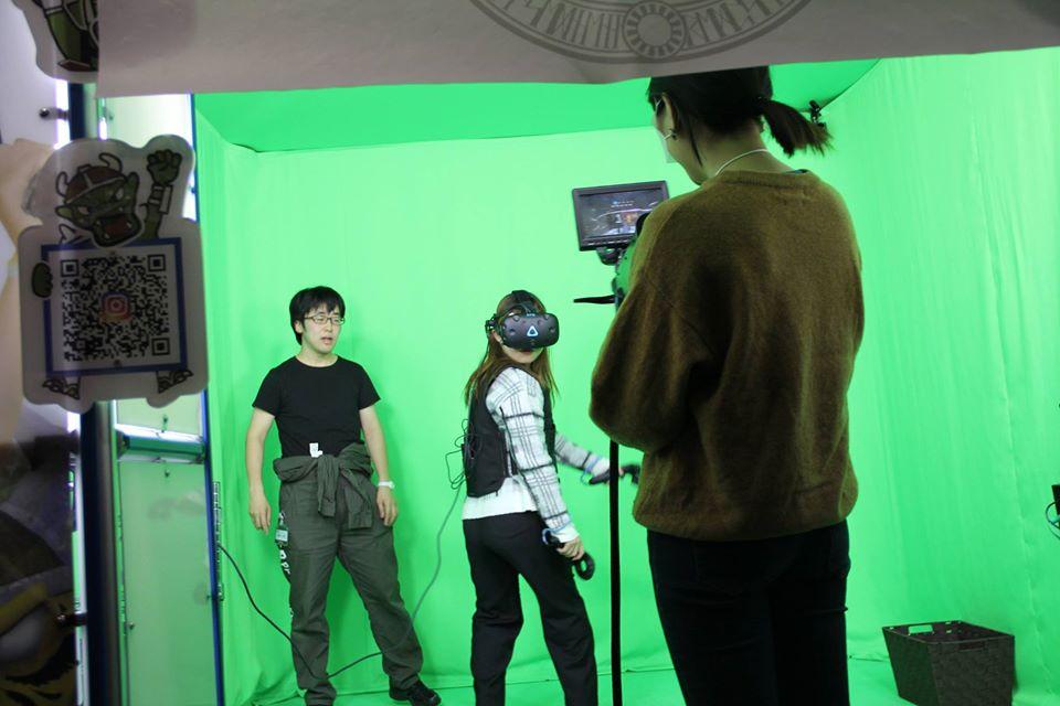 VRは協力プレイが熱い!