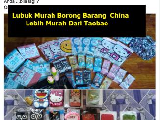 Lubuk Murah Borong Barang China