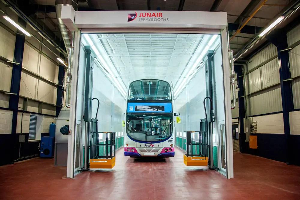 Hydraulic and Pneumatic Access Lifts from Junair  Junair