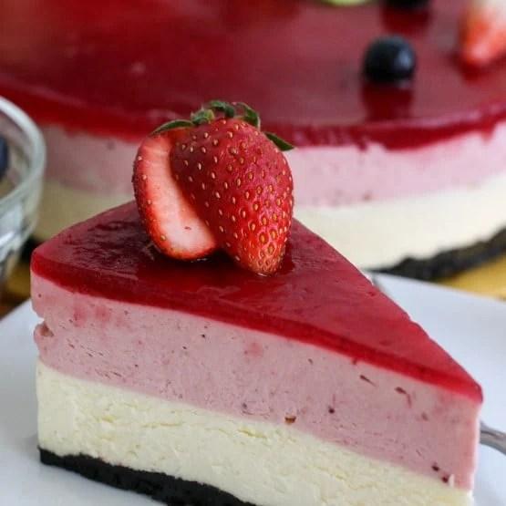 mix berries cheese birthday cake malaysia