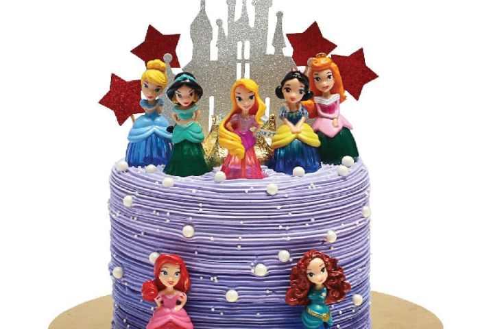 Princess Cake Junandus