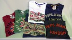 【 Pepe Jeans London L/S Tee 】