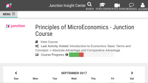 junction insights on mobile