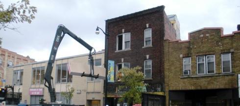 JRA - 2989 Dundas Street West Update - Oct 28 2009 (1)