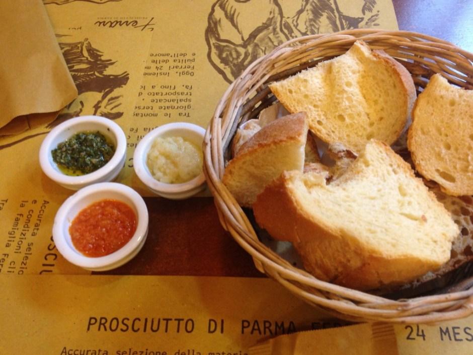 brood + verse sausjes