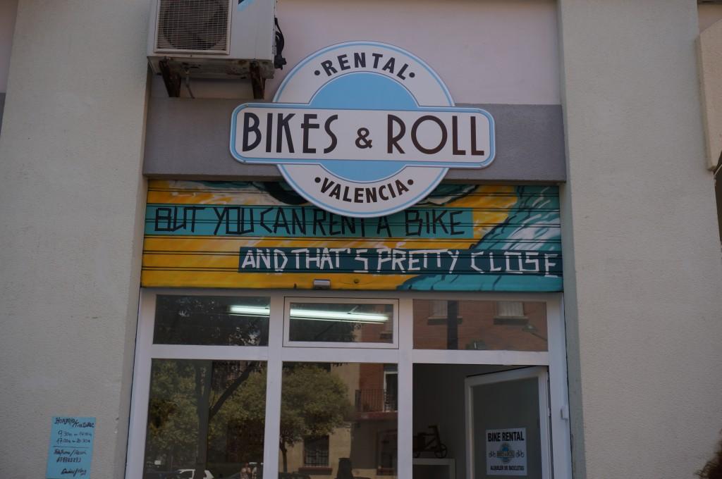 bikes & roll