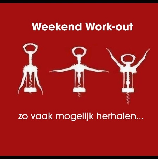 weekend work-out