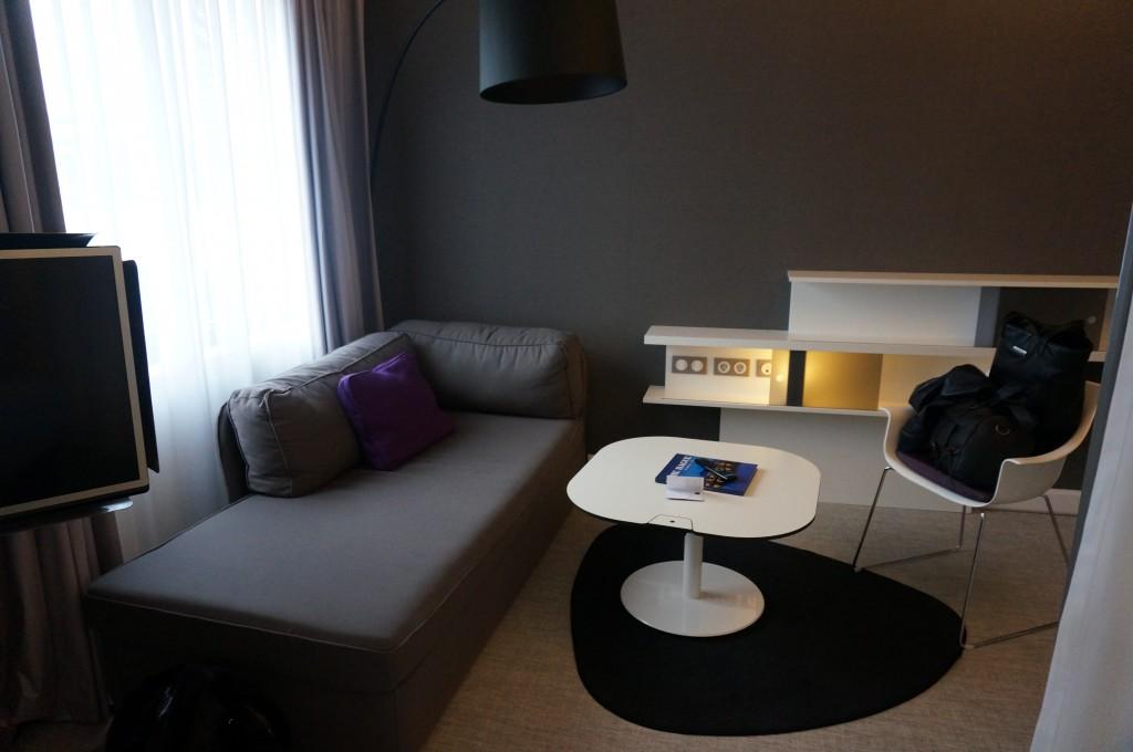 suite woonkamer