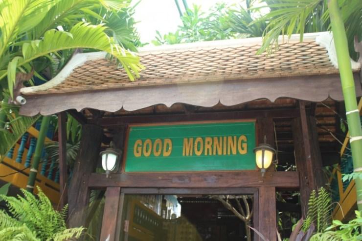 good morning by tamarind
