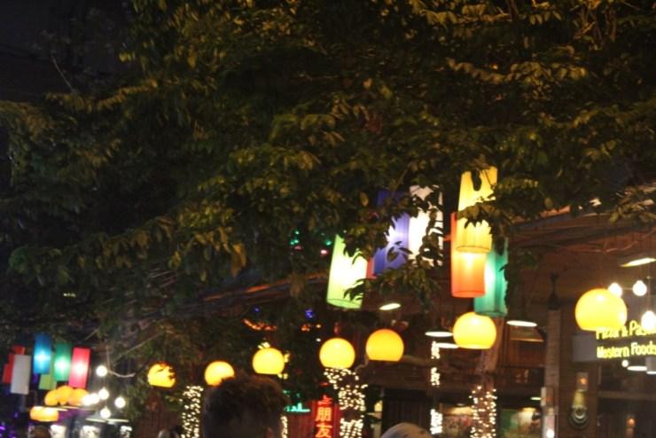 straat voor khao san road