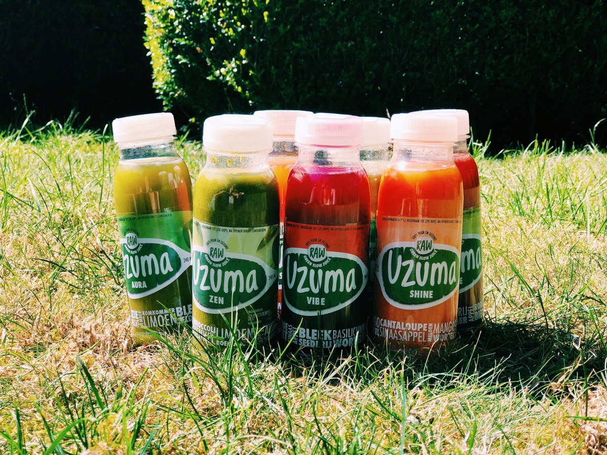Sapkuur SLIM met Uzuma juices