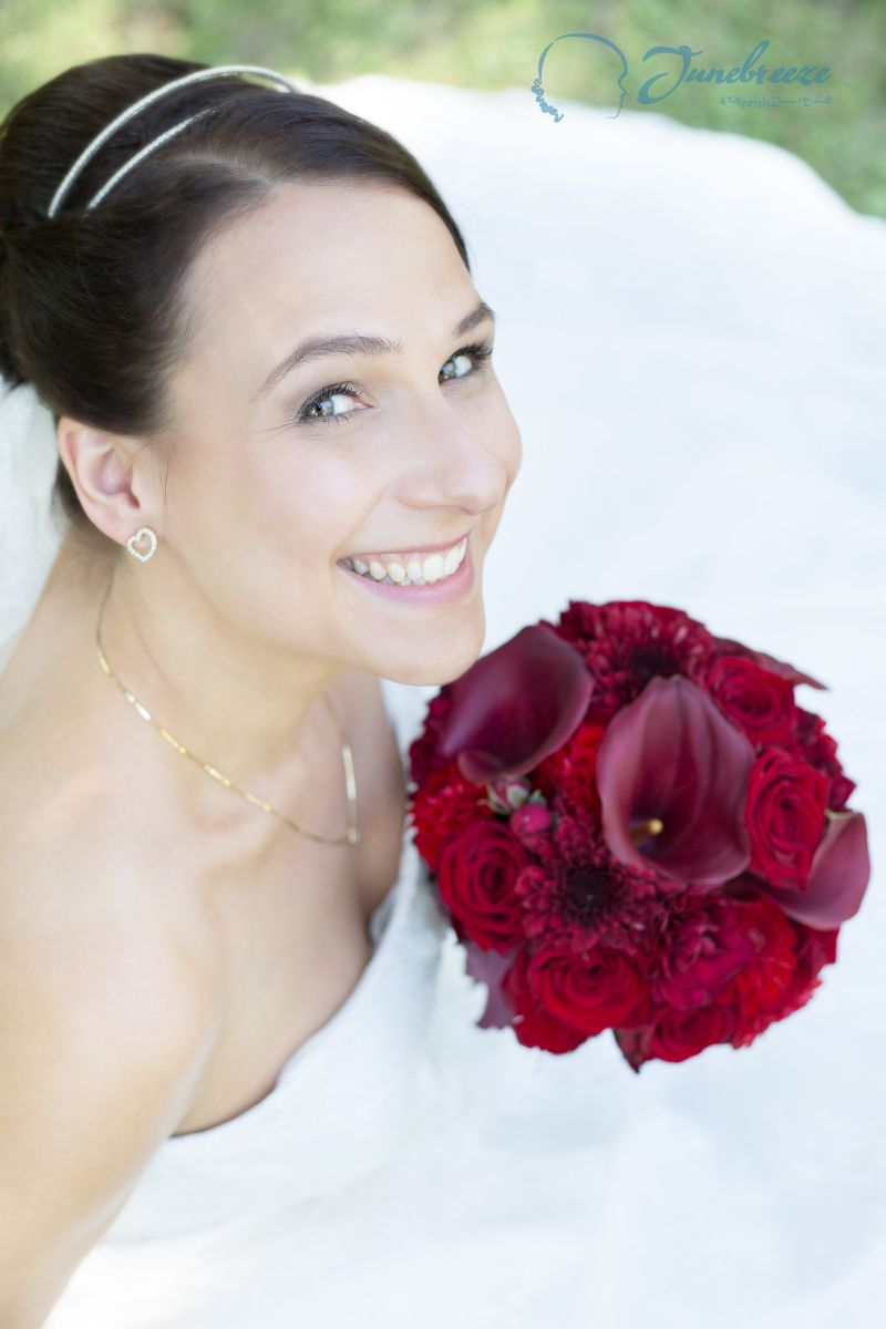 Schneeweiß und Rosenrot - eine tolle Kombination