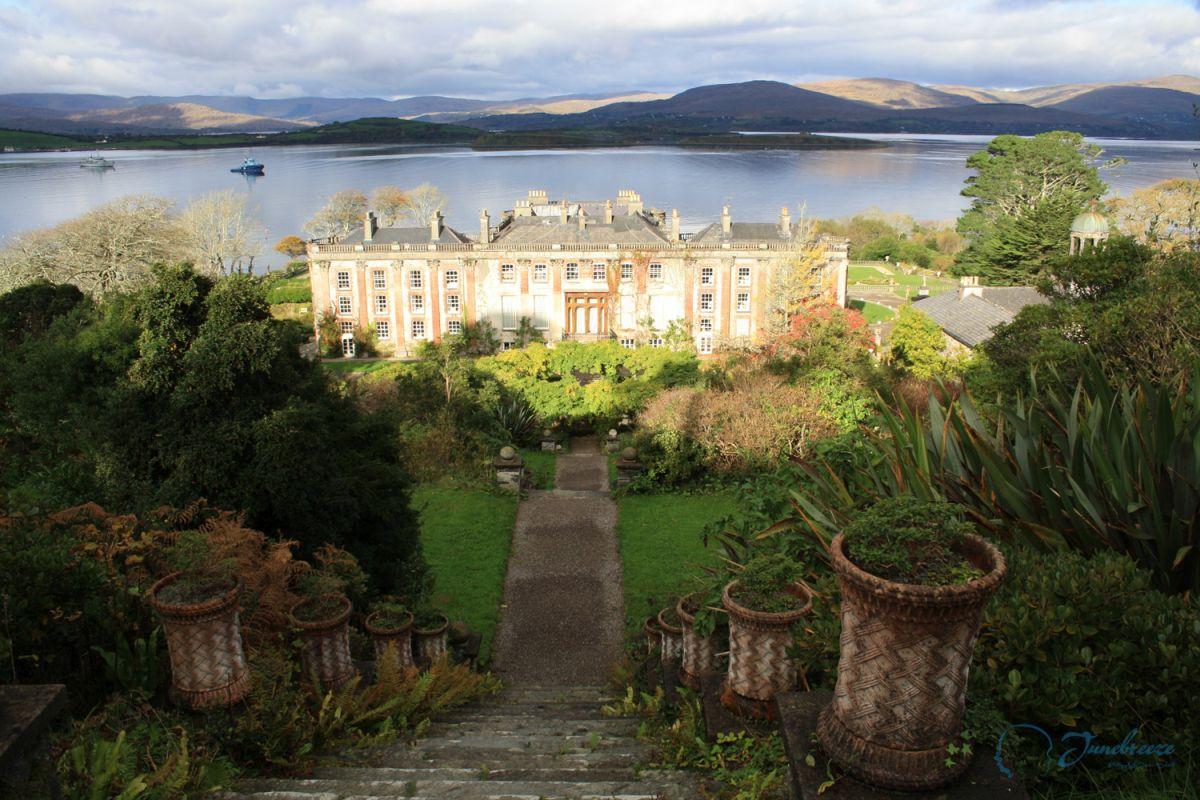 Bantry House and Garden, Kerry Ireland