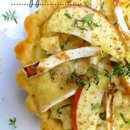 Easy Brie & Apple Tart Recipe