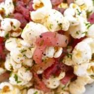 Easy Bacon Popcorn Appetizer Recipe