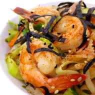 Easy Japanese Yaki Udon Noodles