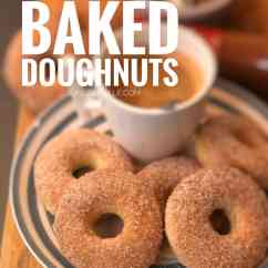 Kitchen Aid Stand Mixer Cover Kart Baked Doughnut Recipe From Scratch | Simple. Tasty. Good.