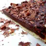 Easy Chocolate Tart Recipe (Tarte au Chocolat)