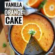 The Best Orange Cake Recipe
