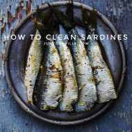 How To Clean Fish: Easy Fresh Sardines