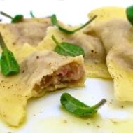 Easy Chestnut Ravioli in Sage Butter