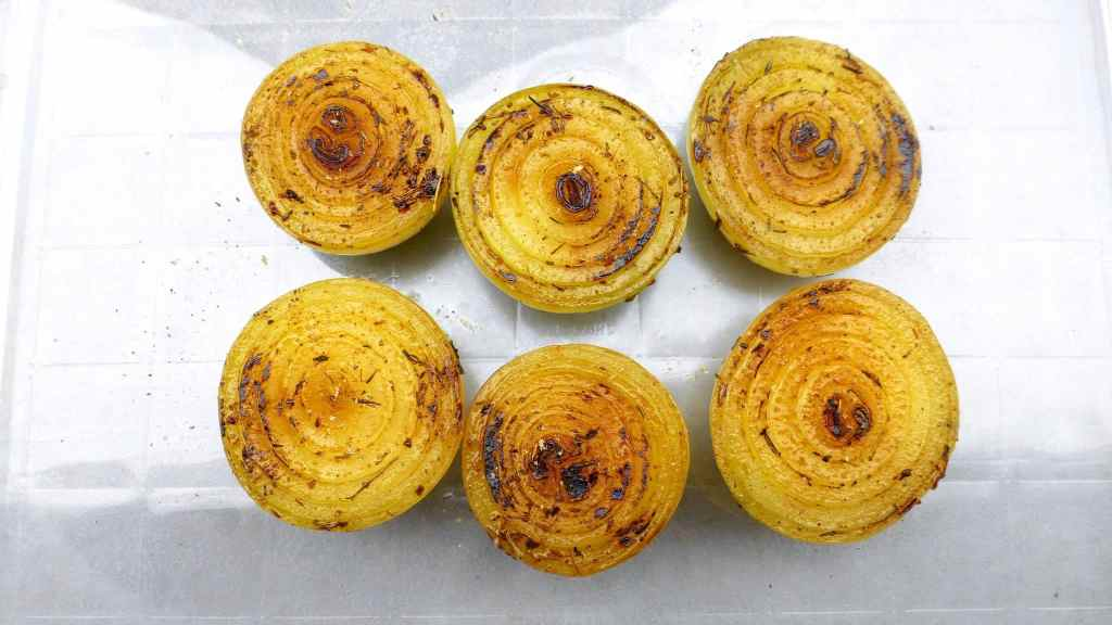 Easy Oven Baked Sweet Onions Recipe
