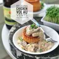 Best Chicken Vol Au Vents Recipe