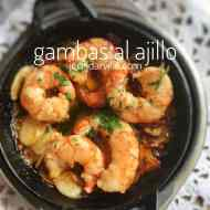 Best Garlic Prawns Recipe (Spanish Gambas al Ajillo)
