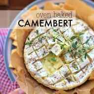 Gooey Oven Baked Camembert Recipe