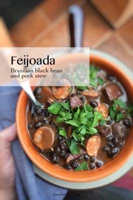 Easy Brazilian Feijoada Black Bean Stew