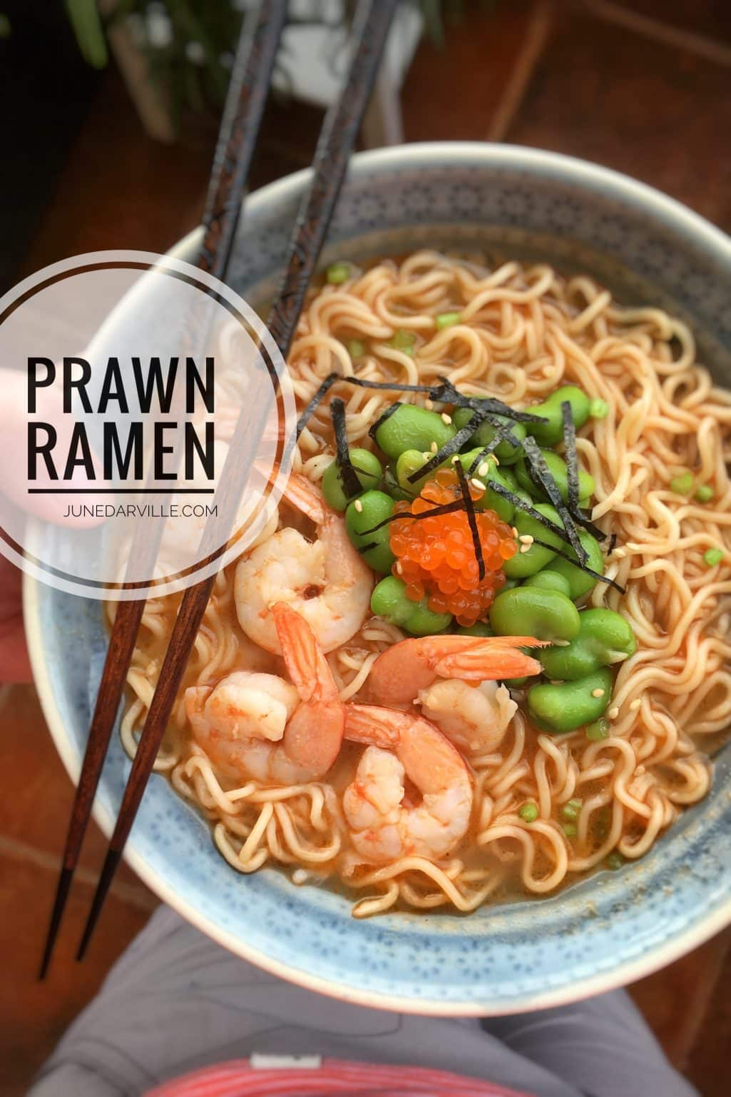 kitchen aide stand mixer remodel works bath & ramen soup recipe with prawns & edamame | simple. tasty. good.