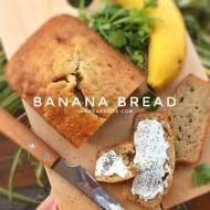 Easy Banana Bread Recipe from Scratch