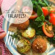Best Homemade Falafel Recipe Ever