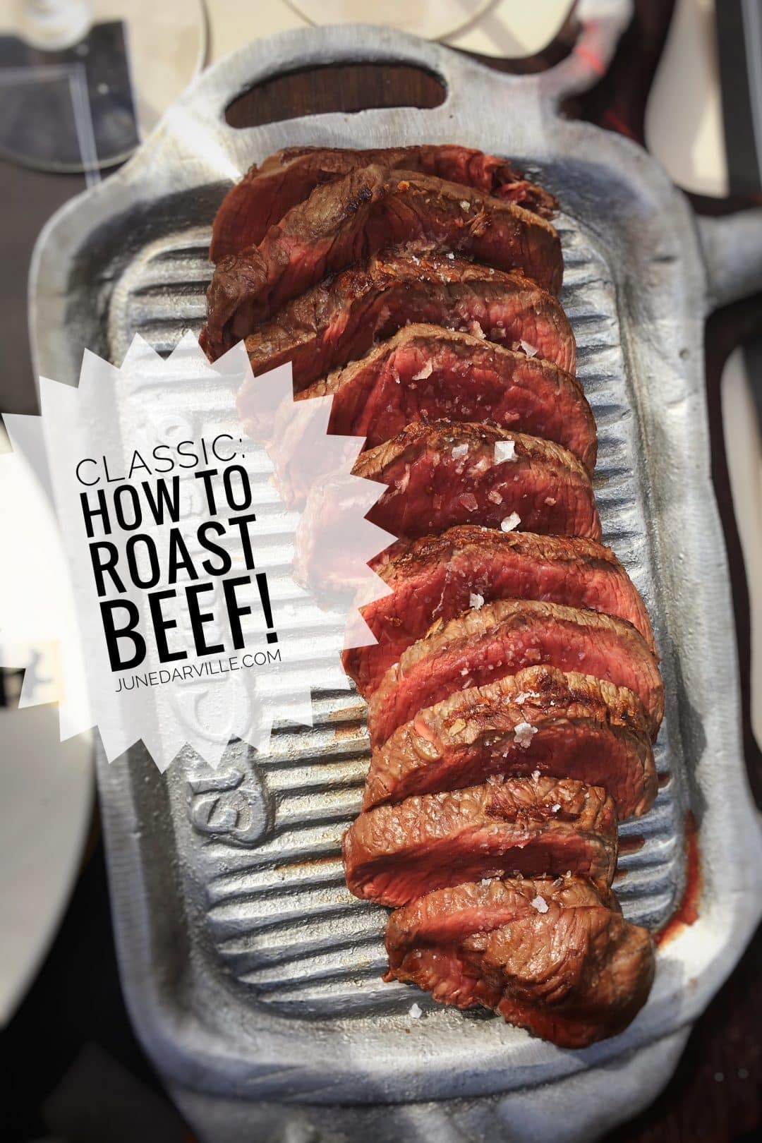 Roast Beef Recipes How To Roast Beef Simple Tasty Good