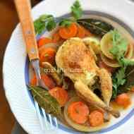 Best Quail en Escabeche Recipe