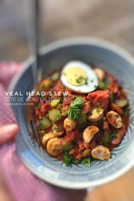 Best Belgian Veau en Tortue Veal Stew