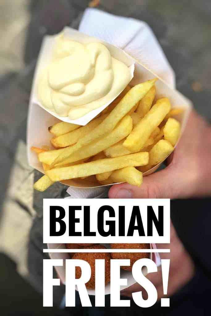 The secret behind how to make fries: best Belgian fries recipe! How to make this classic Belgian treat? Everything you want to know about this Belgian gold!