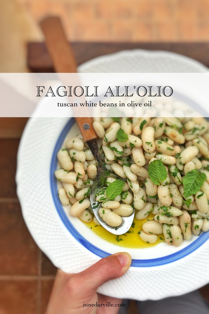 Less is truly more. So how do you feel about these lukewarm braised Italian white beans in lots of olive oil then? This is my favorite white beans recipe ever!