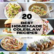 20 Best Homemade Coleslaw Recipes