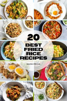 20 Best Fried Rice Recipes