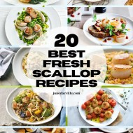 20 Best Fresh Scallop Recipes