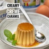 Easy Homemade Creme Caramel