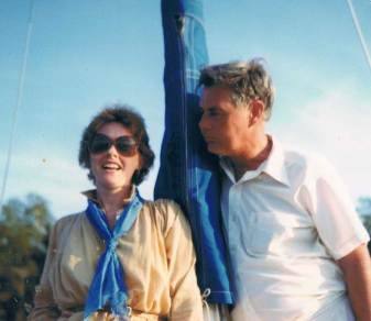 At the mast of the Vita
