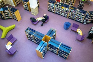 Libraries & Resources For Writers