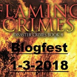 Flaming Crimes Blogfest January 1st-3rd, 2018