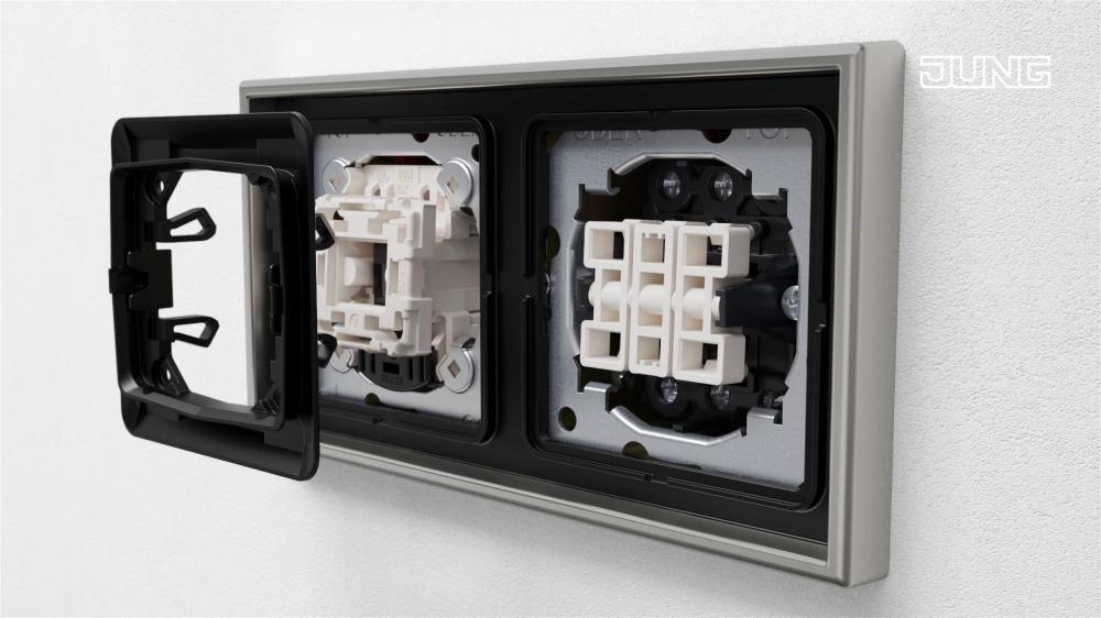 medium resolution of proper installation of jung devices