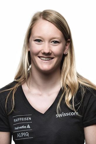 Stefanie Rieder bestreitet ihre dritte Europacup-Saison.