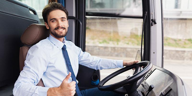 Bus mieten mit Fahrer  Komfortable Anreise beim Junggesellenabschied