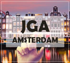 Junggesellenabschied Amsterdam Tipps  Ideen fr den JGA
